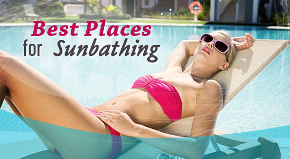 Best Places for Sunbathing